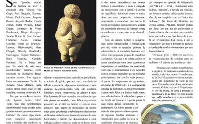 O CANCELAMENTO DE MULHERES ARTISTAS NA HISTÓRIA DA ARTE